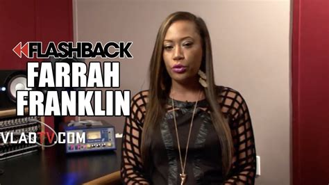 Flashback: Farrah Franklin on Why She was Kicked Out of