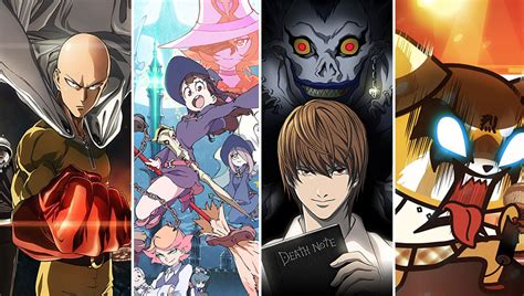 Best anime on Netflix UK to watch right now | Den of Geek