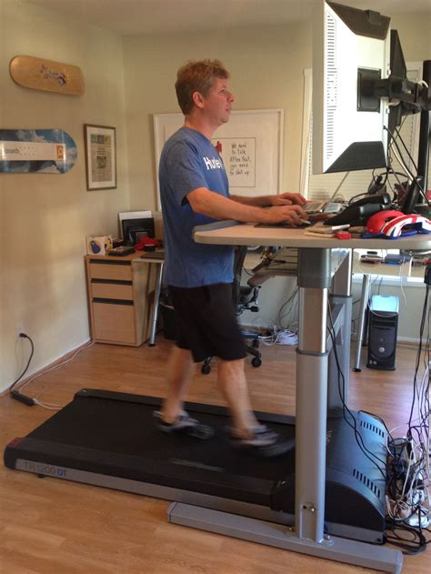 My life with a treadmill desk -- e-mail and browsing at 2
