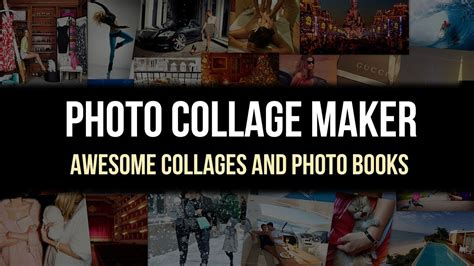 Best Collage Making Software for PC: Design Collages