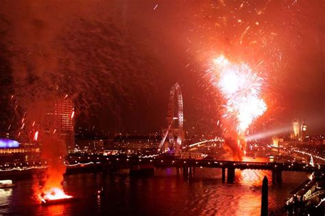 London New Year's Eve 2016: The Best Events, Parties And