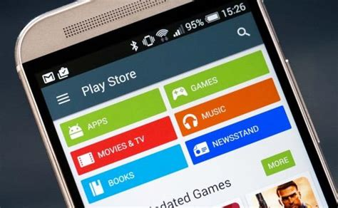 The Google Play Store will label apps with ads in 2016