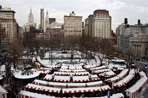 Christmas Markets 2018 in New York - Dates & Map