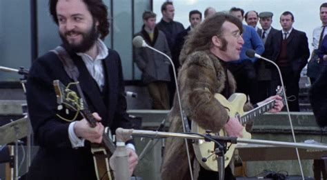 Flashback: The Beatles Bring Chaos With Final Rooftop
