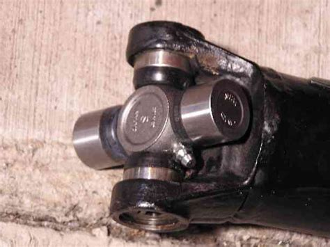 best way to grease drive shafts - Land Rover Forums : Land