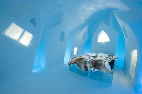 nineteen new art suites open at icehotel in the swedish