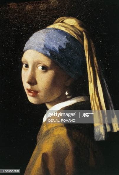 Girl with a Pearl Earring, 1665-1666, by Johannes Vermeer