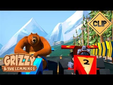 Grizzly and the Lemmings: Popcorn Party full episode