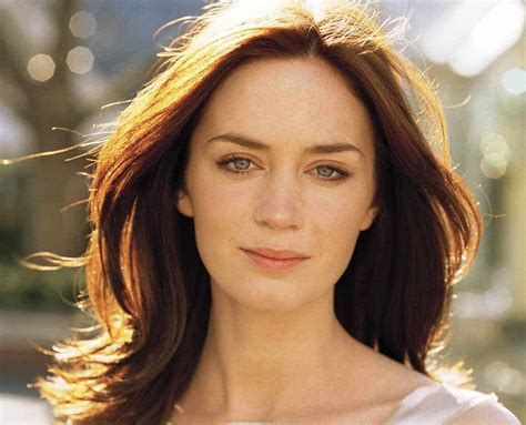 Celebrity of the Week: Emily Blunt ⋆ Beverly Hills Magazine