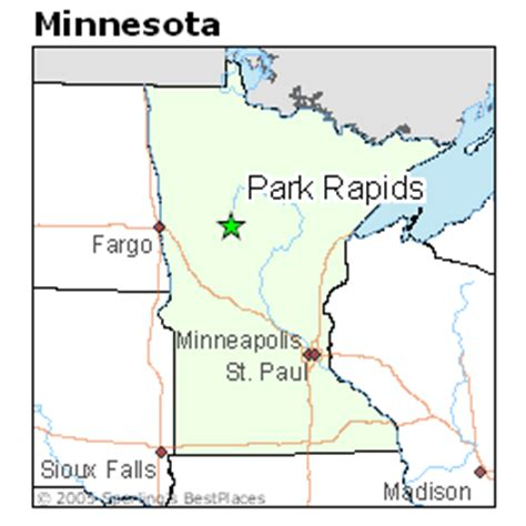 Best Places to Live in Park Rapids, Minnesota