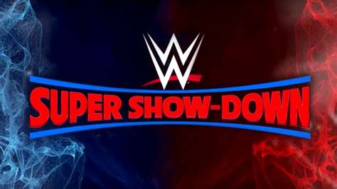 WWE Super Show-Down Results (10/6)
