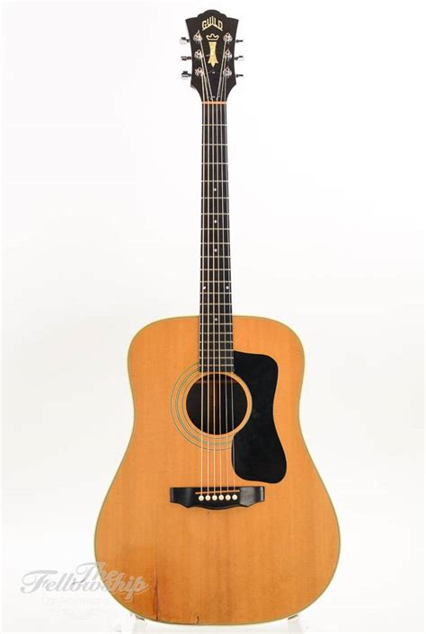 Guild D50 Bluegrass Special USED Sold As Is 1986 - The