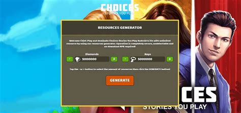 Choices Stories You Play Cheats Hack Unlimited Keys