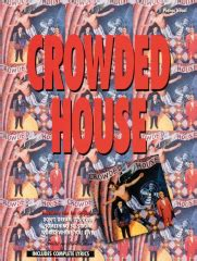 Buy Crowded House Sheet music, Tablature books, scores