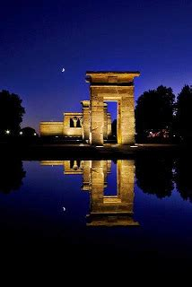 The Nicest Pictures: Templo de Debod, Madrid, Spain