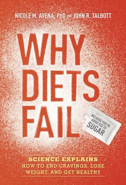 Why Diets Fail (Because You're Addicted to Sugar): Science