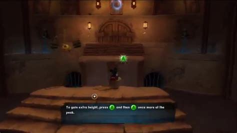 Epic Mickey 2: The Power of Two - Sorcerer's Apprentice