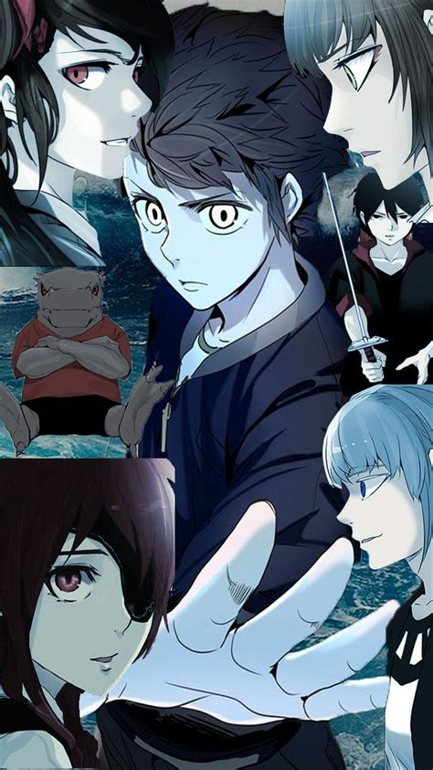 Tower of God Wallpaper (With images) | Anime, God art