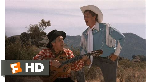 Rustlers' Rhapsody (6/9) Movie CLIP - Learning to Be a
