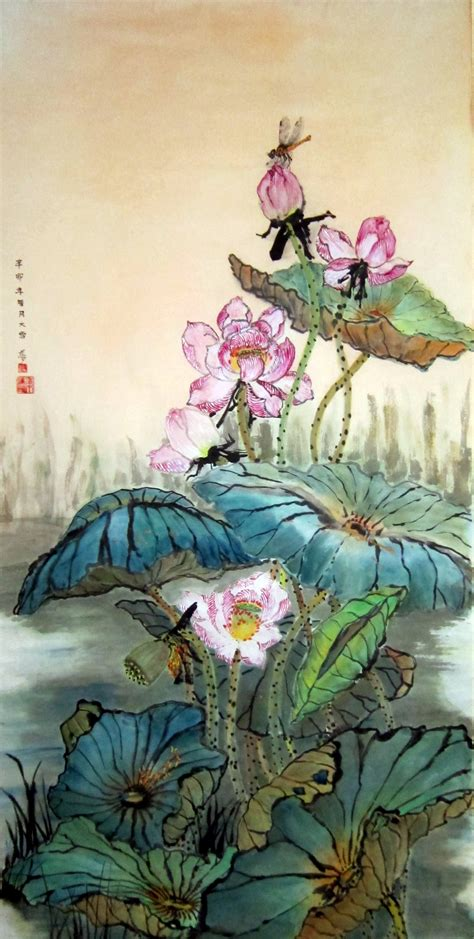 yipsss | chinese paintings and watercolors | Page 2