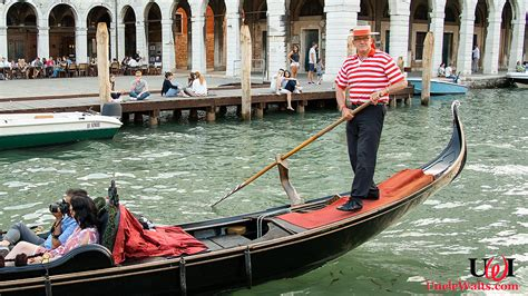 Gondolier crushed when Disney job application rejected