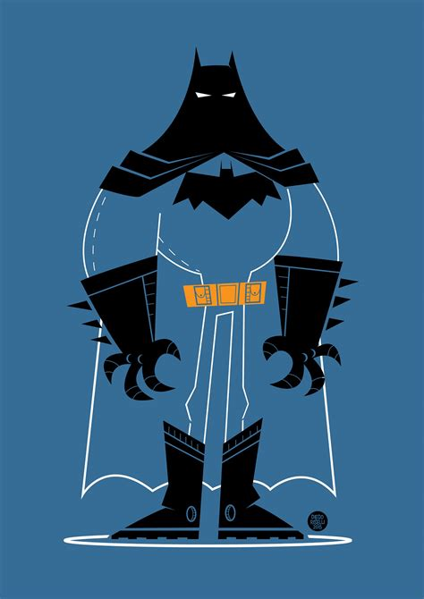 Justice League of America - Vector on Behance