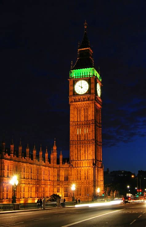 BritishBook: Historical Facts About Big Ben