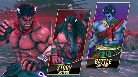 Kage Revealed for SFV: Arcade Edition, Playable Now