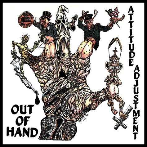 Attitude Adjustment - Out Of Hand (Vinyl, UK, 1991) | Discogs