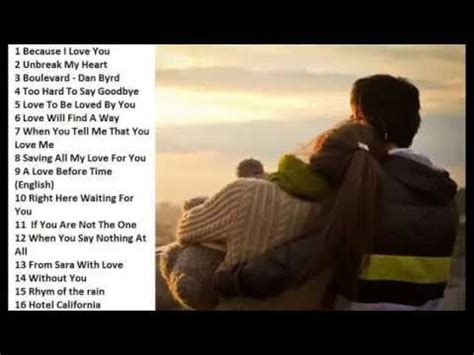 Love songs 80's 90's Love Songs Country Music Playlist Top