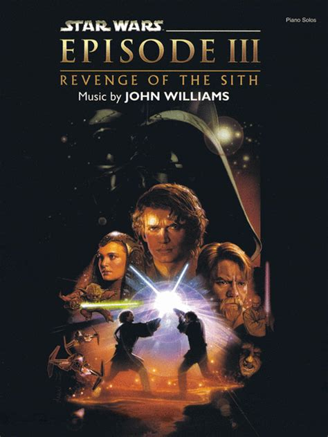 Star Wars Episode III - Revenge Of The Sith Sheet Music By