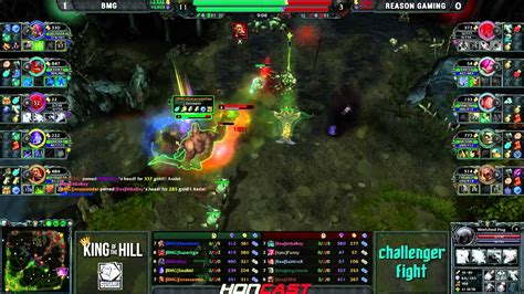 King of the Hill Challenger Fight #5 - BMG vs Rea game 2