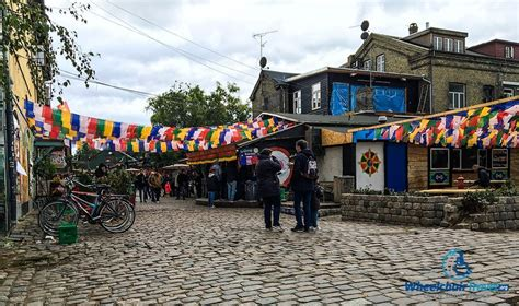 Anarchy, Accessibility in Copenhagen: Freetown Christiania