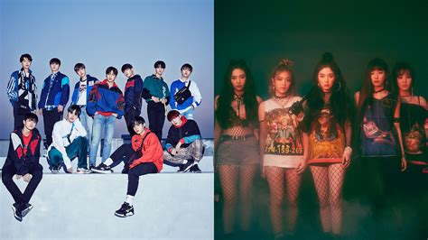 Watch EXO, NCT, Wanna One, and Red Velvet's BOF 2018