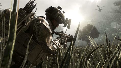 Call of Duty Ghosts - PC - Games Torrents
