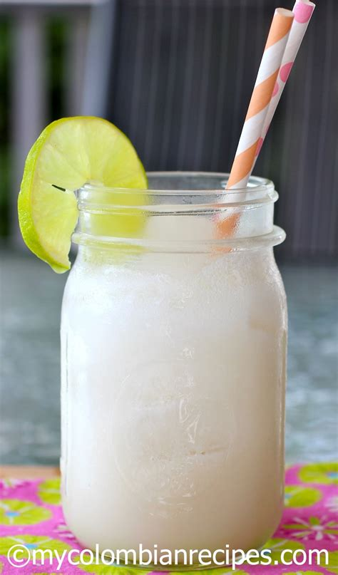 Coco Loco (Colombian Coconut Cocktail)   My Colombian Recipes