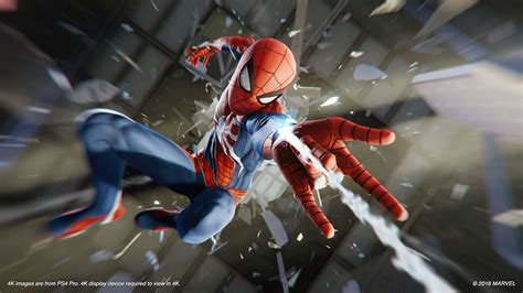 Physical Pre-Orders for Marvel's Spider-Man are Now
