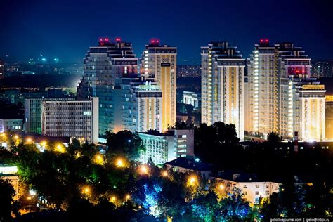 Krasnodar – the view from above · Russia Travel Blog