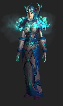 Frostfire Regalia - Transmog-Set - World of Warcraft