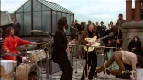 The Beatles Don't Let Me Down Live 1969 HD mp4 - YouTube