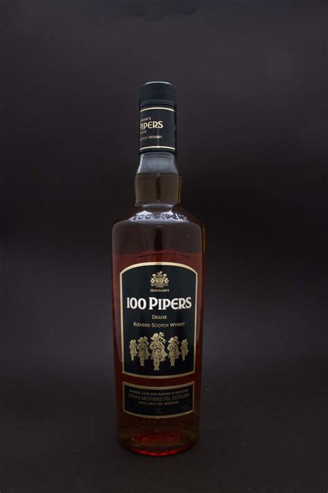100 Pipers 8 Years 750ML Whisky | Whisky / Whiskey
