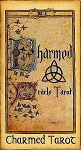 PDF CHARMED ORACLE PRINTABLE TAROT, 42 CARDS (With images