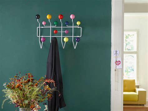 Buy the Vitra Eames Hang It All Coat Rack at Nest